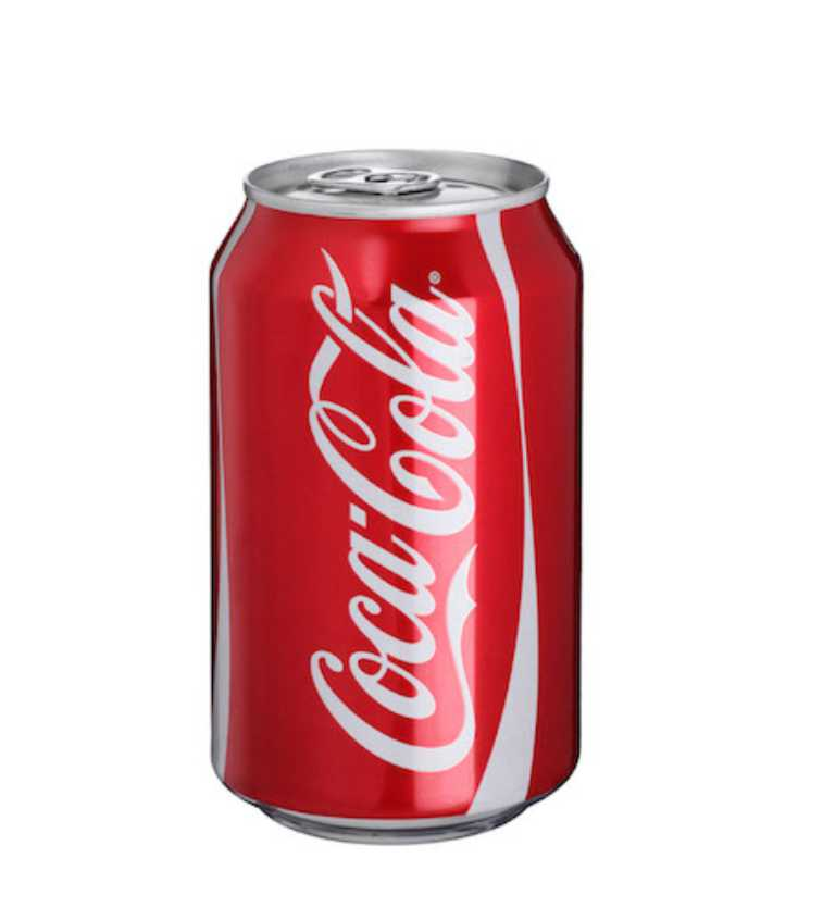 CAN COKE MAMAMCASS